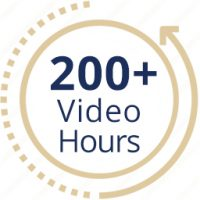 200+ Hours Of Training Videos